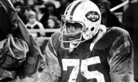 Jets tackle Winston Hill selected to Hall of Fame